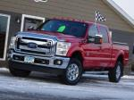 2014 FORD F350 New London MN