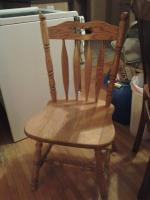 Oak Dining Set $350 Hoffman MN