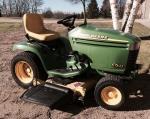 """John Deere GT235 lawn tractor and 48"""" deck Alexandria MN"""