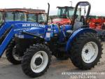 2011 New Holland Workmaster 55 Tractor & Loader - Alexandria MN