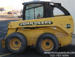 2002 John Deere 270 Skid Steer Loader w/ Cab & Hea Alexandria MN