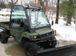2008 John Deere Gator XUV Diesel Braham MN