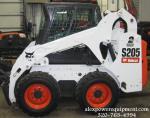 2012 Bobcat S205 Skid Steer Loader w/Cab & Heat Alexandria MN