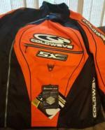 Cold Wave SX Racing Jacket Pennock MN