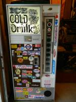 Pop or Beer machine Ashby MN
