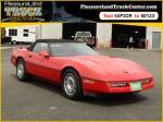 1987 Chevrolet Corvette St Cloud MN