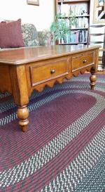 Coffee table & matching end table, from beckers, $ Alexandria, MN