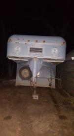 Cattle trailer $4,000 - Pennock, MN (56279)  7ft i Alexandria, MN