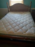 Select comfort sleep number bed $125 - Alexandria, Alexandria, MN