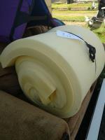 Memory foam topper $40 - Alexandria, MN  4 inch me Alexandria, MN