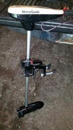 MotorGuide Thruster 30 $50 - Alexandria, MN  Used Alexandria, MN