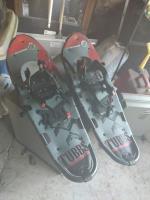 Snowshoes $60 - Alexandria, MN  Snowshoes, like ne Alexandria, MN