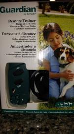 Guardian Pet Trainer $19 - Alexandria, MN  Used on Alexandria, MN