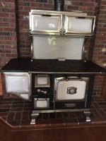 Great Majestic Wood Burning Stove and Oven Osseo MN