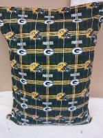 Greenbay packers standard pillowcase Willmar MN