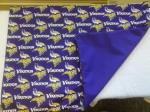 Minnesota Vikings standard pillowcase Willmar MN