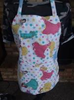 Disney princess reversible kids apron. AGES APPROX Willmar MN
