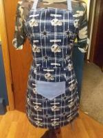 DALLAS COWBOYS ADULT APRON..FREE SHIPPING Willmar MN
