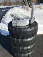 Boat/Pontoon Lift Wheel kits/Set of 4 Rice MN