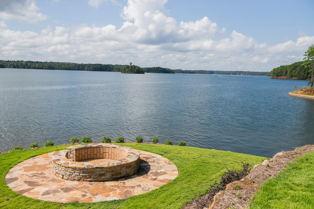 Fire Pit - Lake Martin