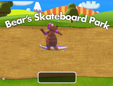 Bears skateboard park