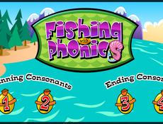 Fishing for phonics