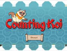 Counting koi