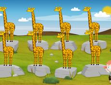 Giraffe memory