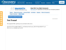 webmath solve your math problem