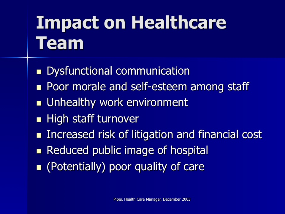 Ethics: Physician Impairment and Unprofessional