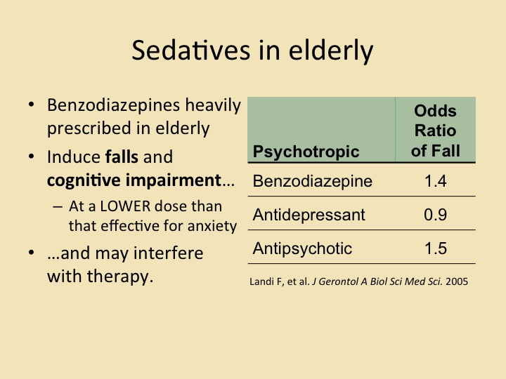 Anxiety Disorders in Older Adults - BroadcastMed