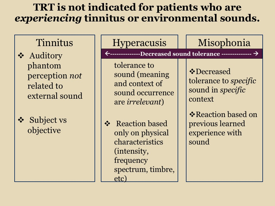 Tinnitus Retraining Therapy: How to Live with the Sounds | UPMC