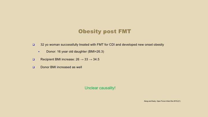 Fecal Microbiota Transplantation (FMT) | UPMC