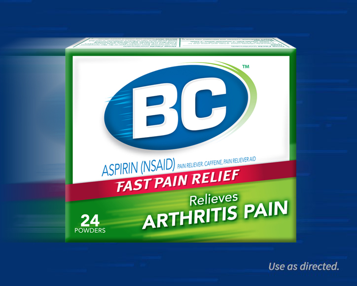BC® Powder Headache Powder – Arthritis Strength