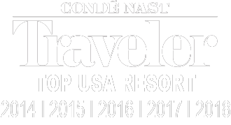Condé Nast Top USA Resort