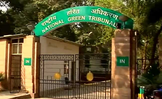The National Green Tribunal has issued notices to the centre over the demolition in Delhi.
