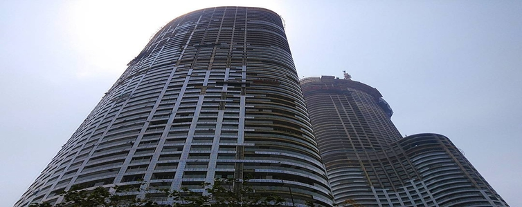 HDFC Property Fund makes Rs 1,500 Cr exit from the Lodha Group's  World Towers Project.