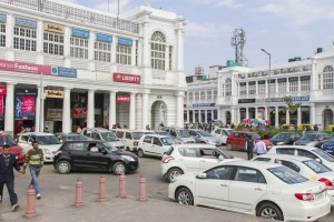 Connaught Place is one of the largest business, commercial and financial centers in New Delhi.