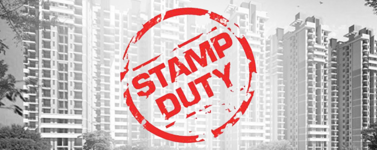 One of the biggest reasons for the cash forming 30-40 per cent of the real estate transactions is the high level of stamp duty.