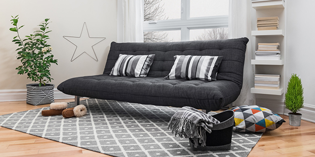 The sofa-bed is the ultimate in utility furniture that we all need in our homes.