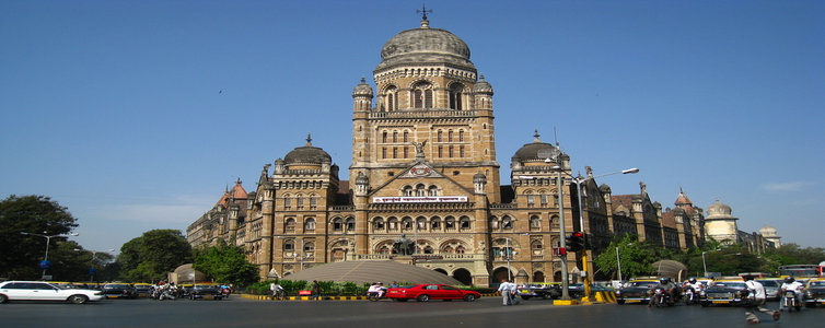 The Brihanmumbai Municipal Corporation (BMC) also known as Municipal Corporation of Greater Mumbai is the civic body that governs the capital city of Mumbai in Maharashtra and is India's richest municipal organization.