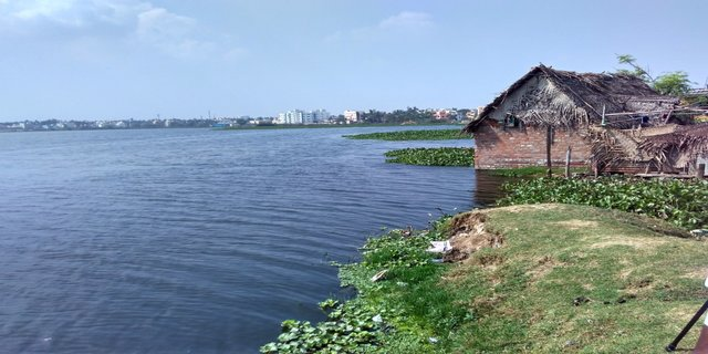 Chennai is home to some of the largest marshlands and lakes. The city has lost many to encroachments.
