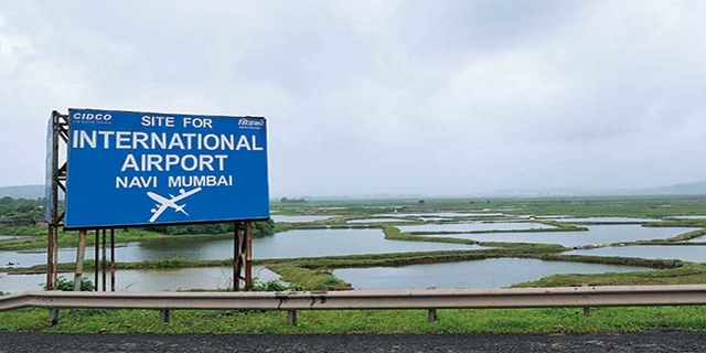 Navi Mumbai International airport is back on the track