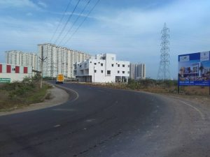 Ottiyambakkam: Big Corporates In Proximity