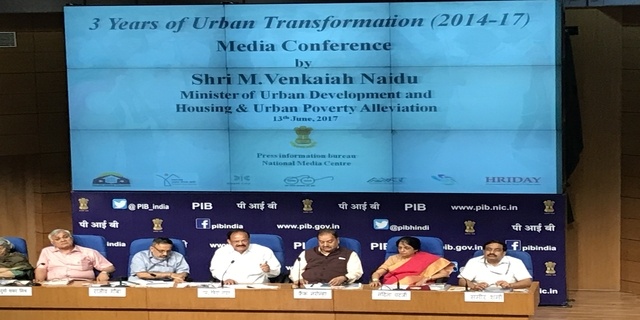 Smart City Mission, AMRUT, HRIDAY, Housing For All By 2022, DDA, Urban Development