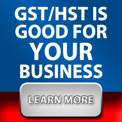 Business Development Centre GST/HST