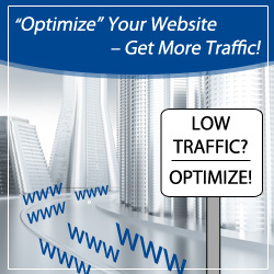 Business Development Centre Optimize Traffic
