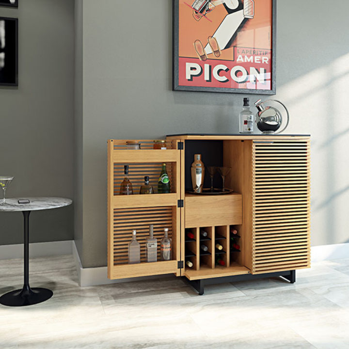 Corridor 5620 Bar | BDI Furniture