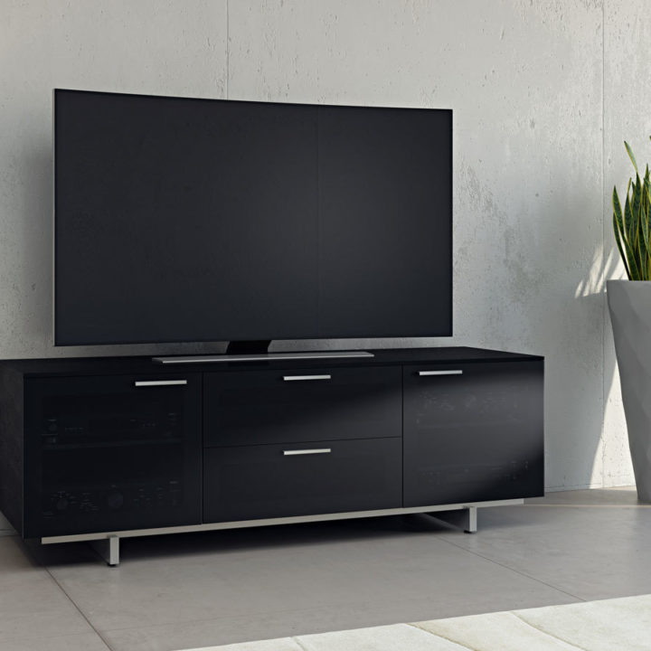 ... Avion Noir TV Cabinet