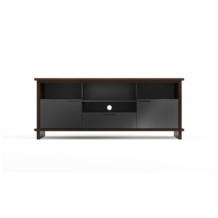 mini chill white console media cabinet reviews